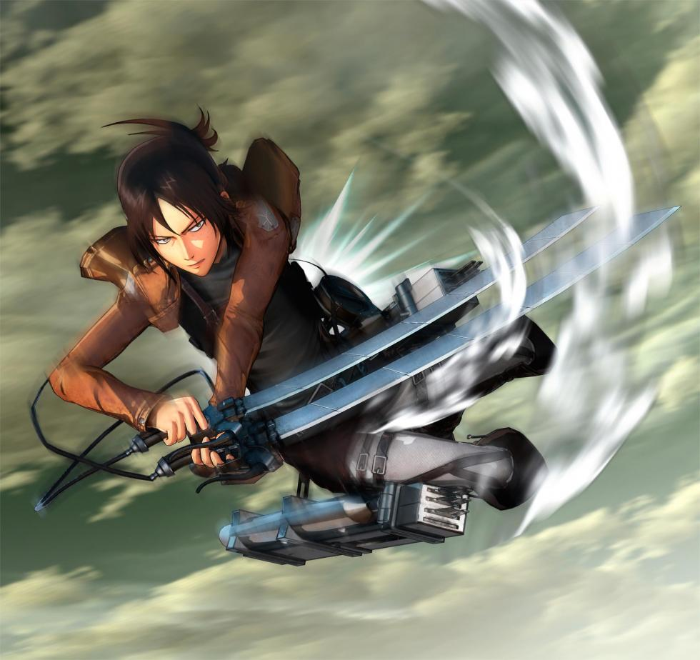 Ymir en Attack on Titan Wings of Freedom