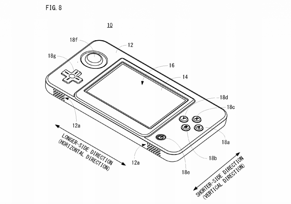 Nintendo NX Portátil