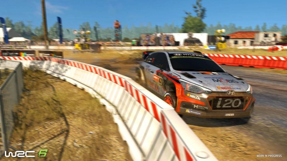 WRC 6 Nuevas imágenes
