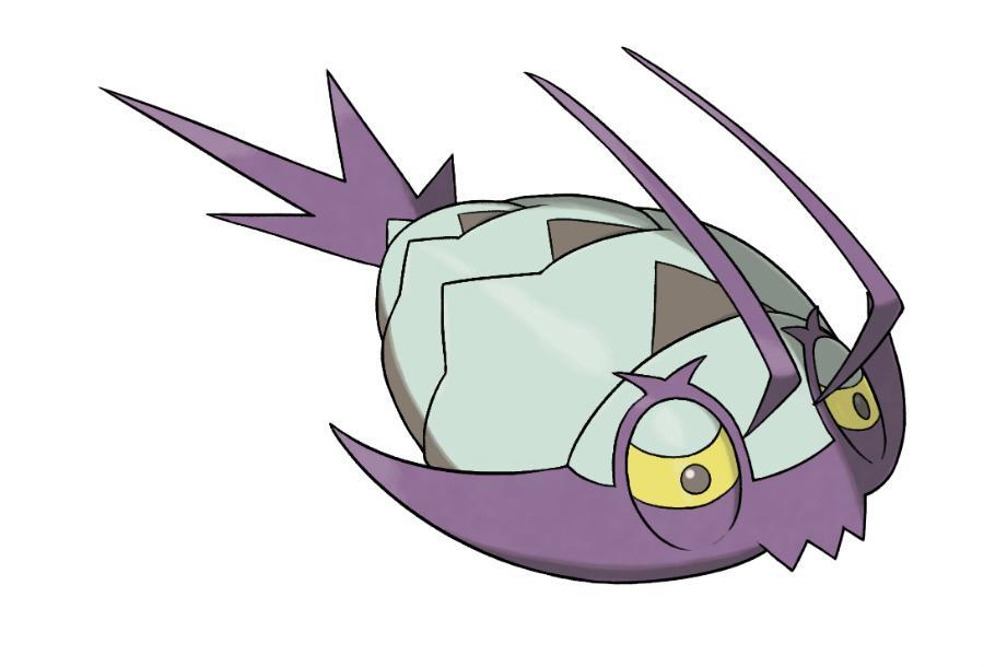 Wimpod en Pokémon Sol y Pokémon Luna
