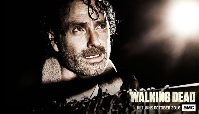 Andrew Lincoln 6 temporada
