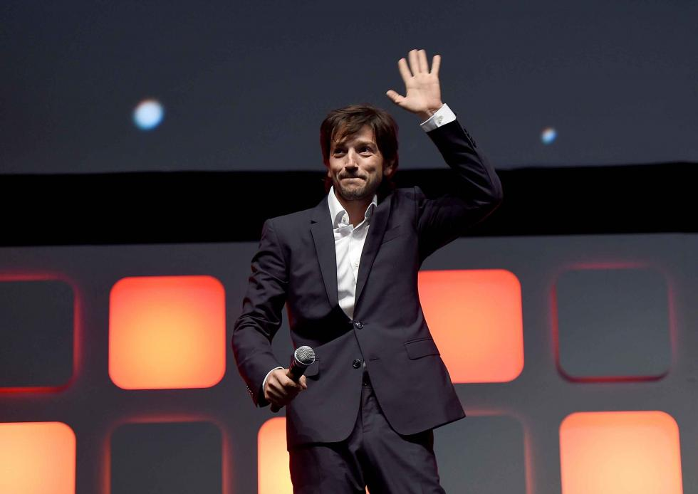 Roge One, Star Wars, Diego Luna