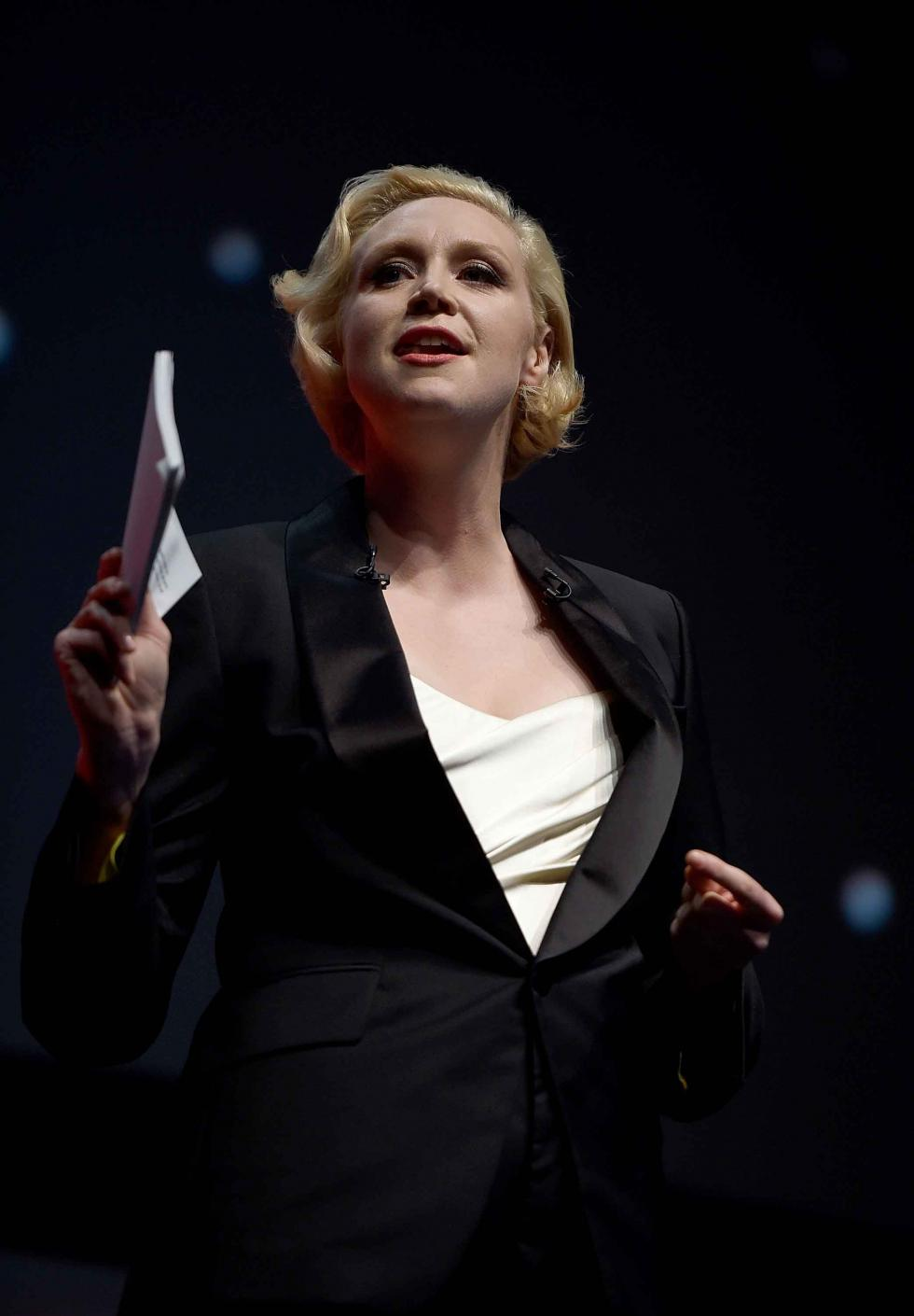 Gwendoline Christie, Roge One, Star Wars