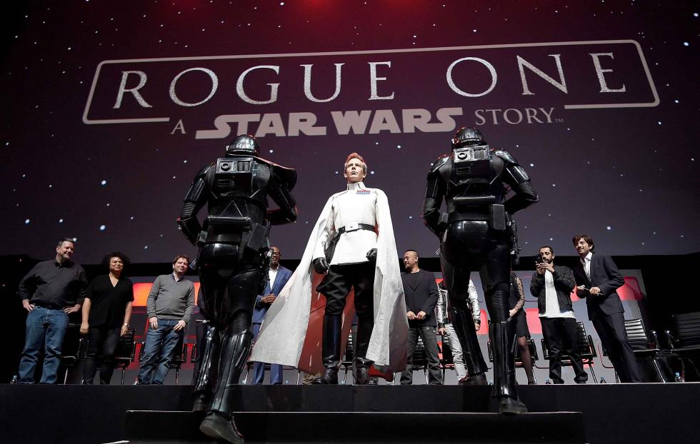 Ben Mendelsohn, Roge One, Star Wars