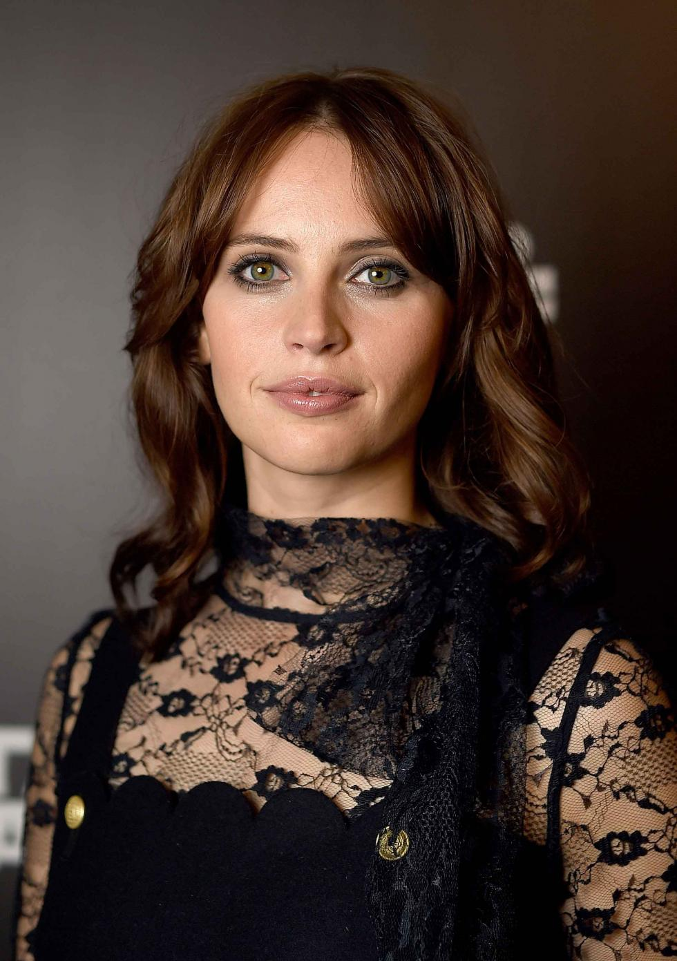 Felicity Jones, Roge One, Star Wars