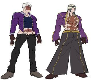 Street Fighter V - Personajes descartados, discípulo de Gen