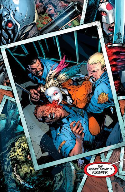 Suicide Squad: Rebirth