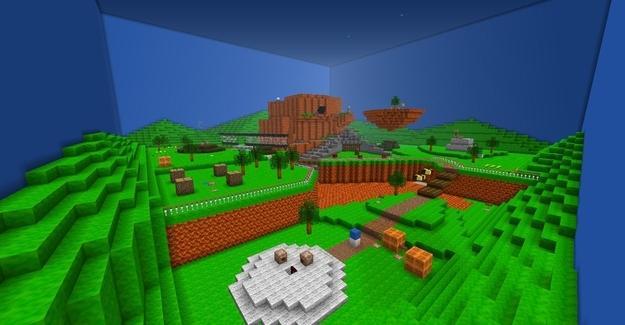 Super Mario 64 Minecraft