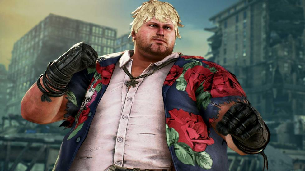 Tekken 7 - Bob