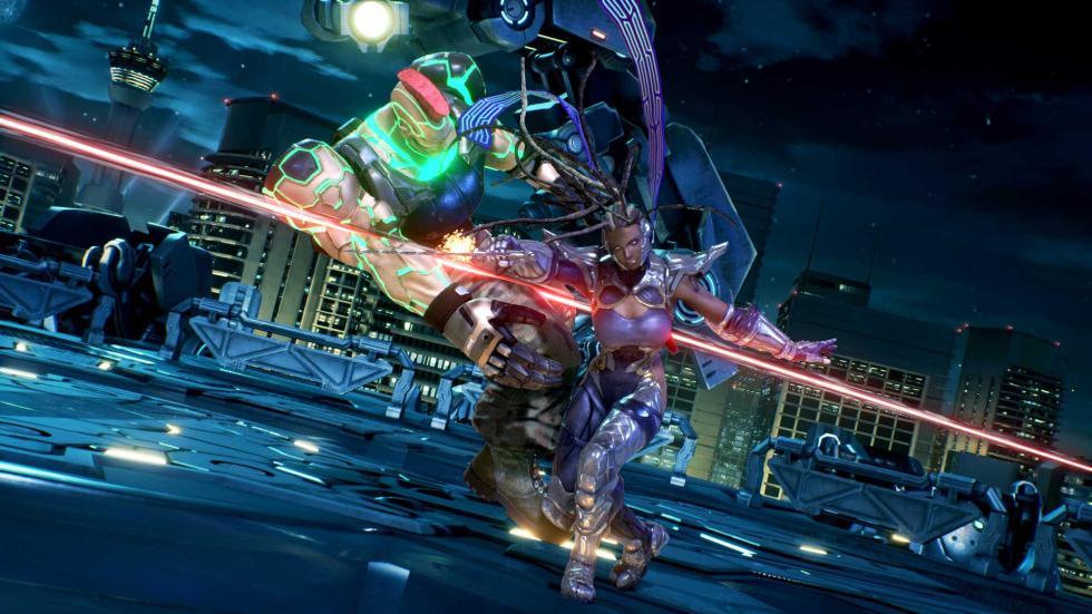 Tekken 7 Master Raven