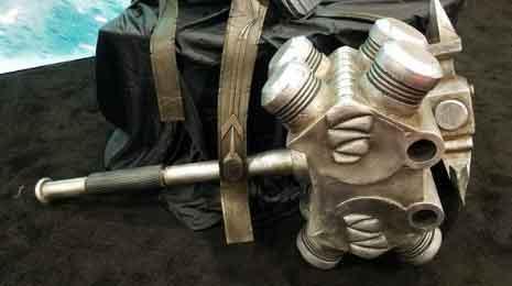 Thor: Raganarok - Martillo de Hulk