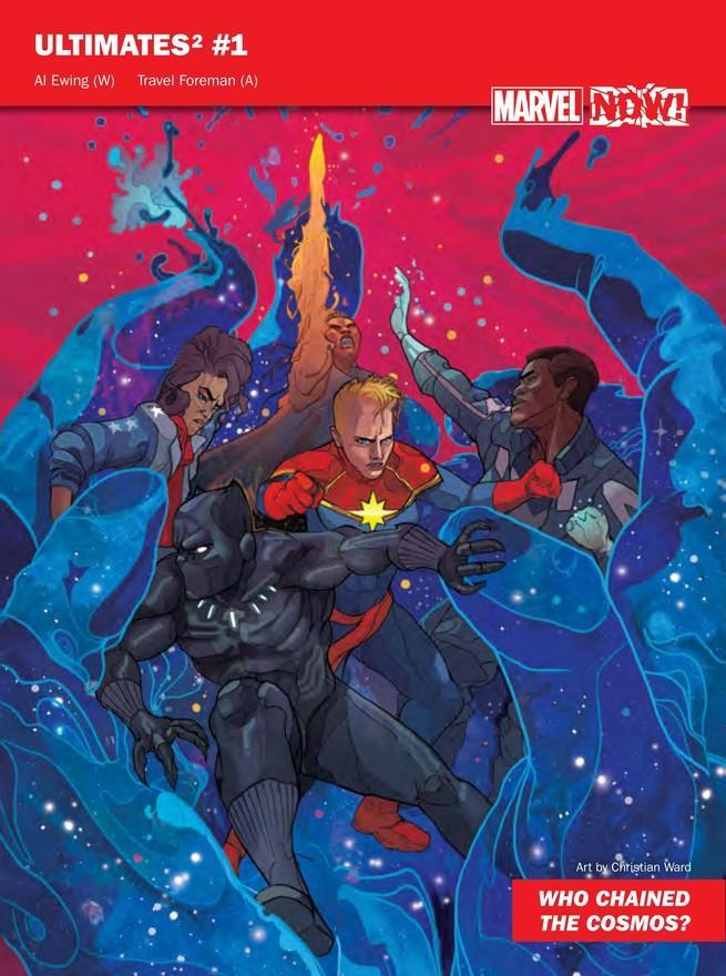 Ultimates de Marvel NOW!