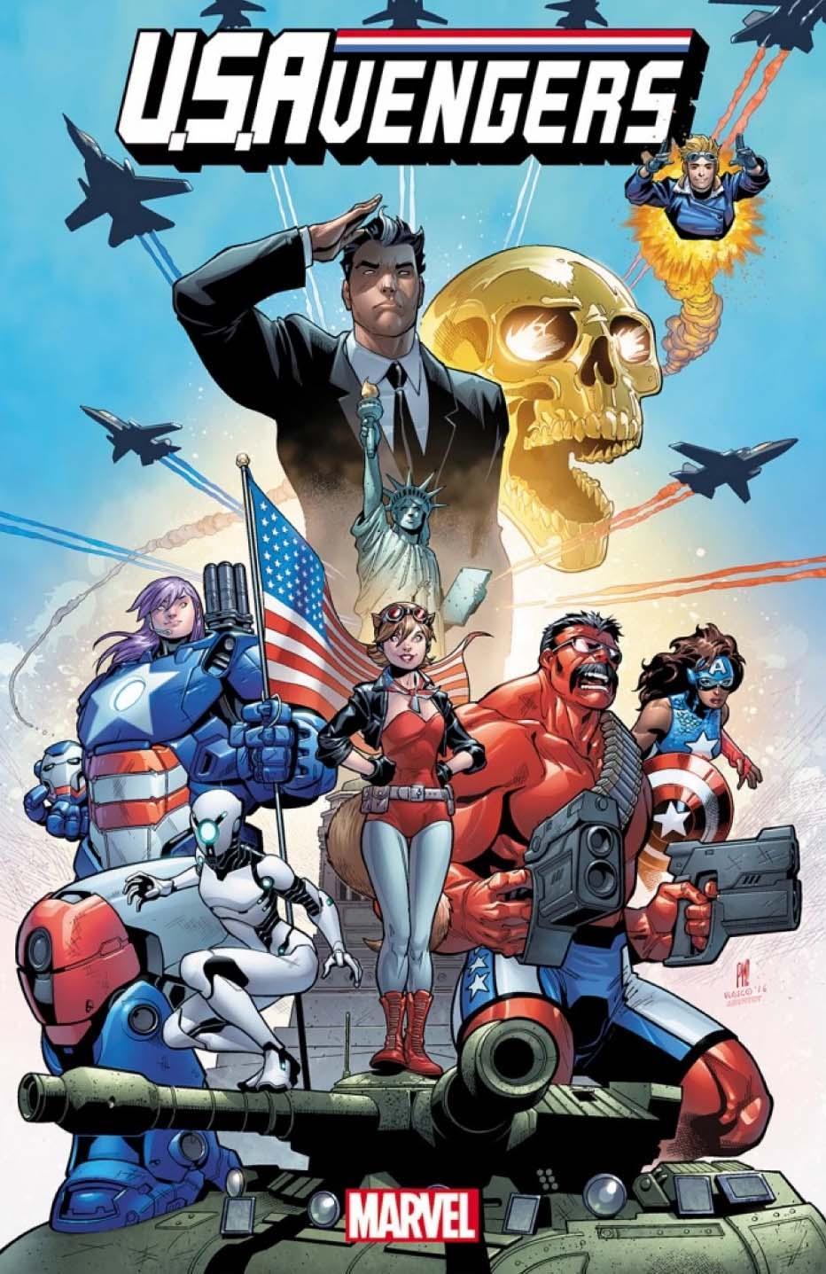 Vengadores Comic
