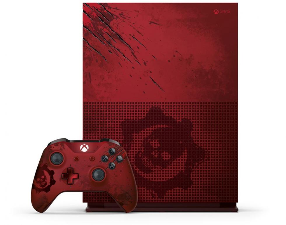 Xbox One Gears of War 4 Edition