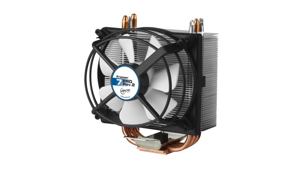 Disipador Arctic Cooling Freezer 7 Pro para la configuración de pc gamer por menos de 600 €