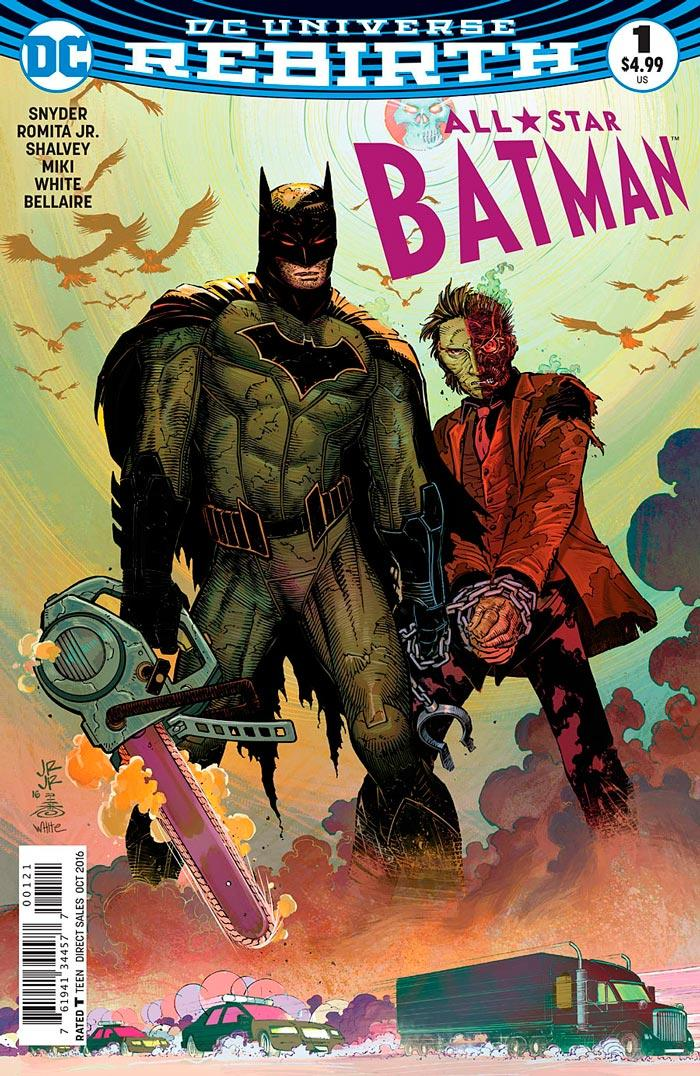 All-Star Batman #1