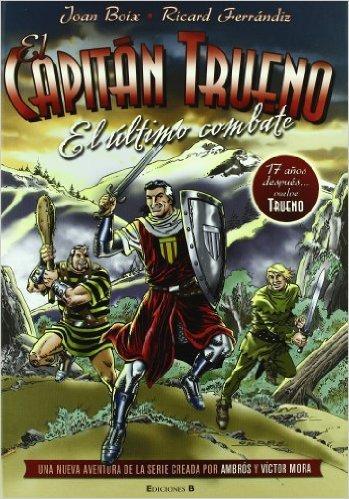 Capitán Trueno personajes 90