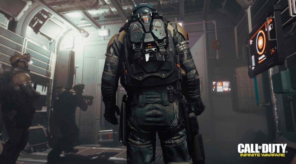 COD Infinite Warfare Gamescom  4