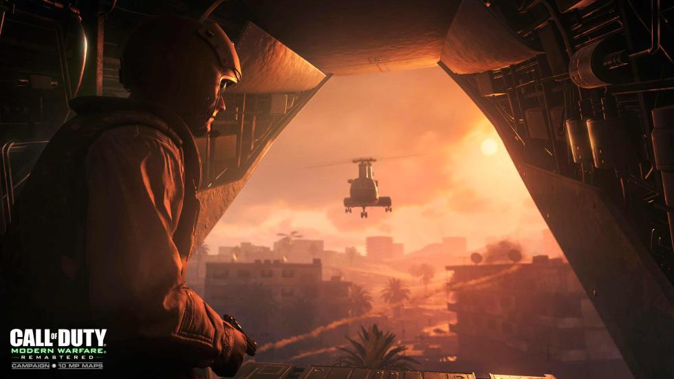 COD Modern Warfare Gamescom 2