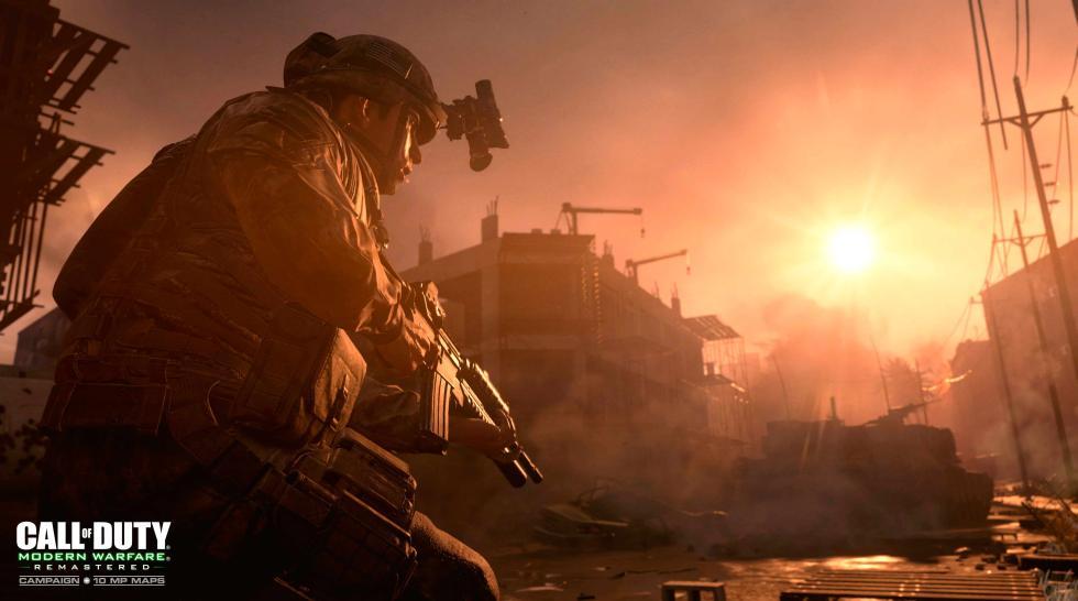 COD Modern Warfare Gamescom 3
