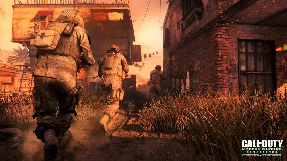 COD Modern Warfare Gamescom