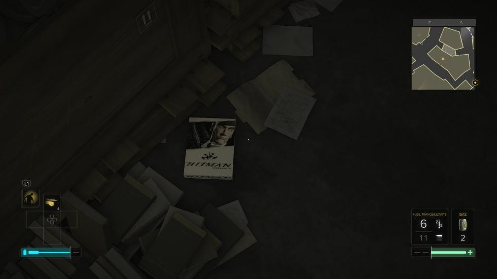 Deus Ex: Mankind Divided - Easter Eggs