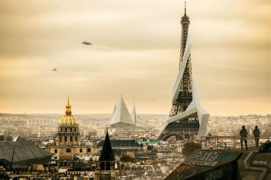París Deus Ex Mankind Divided