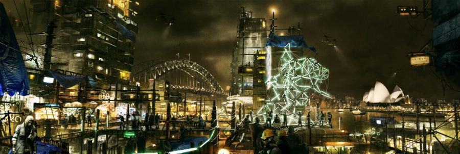 Sydney Deus Ex Mankind Divided