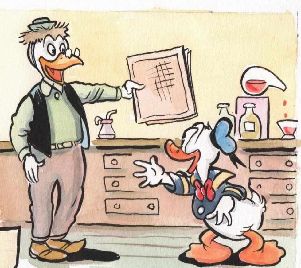 Epic Donald