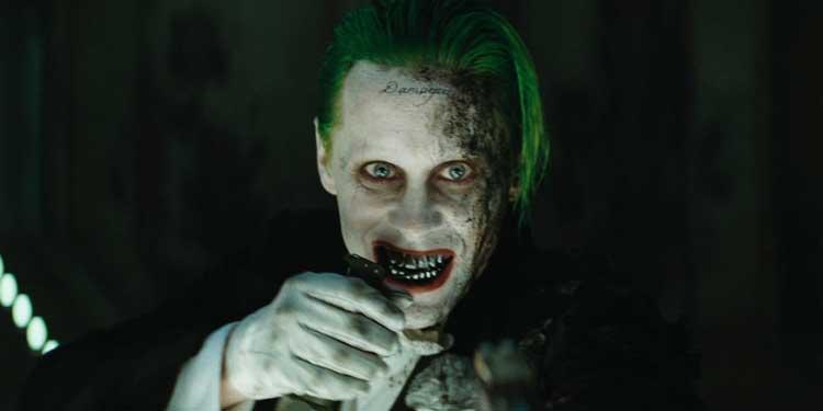 Escuadrón Suicida - Guía personajes - Jared Leto Joker