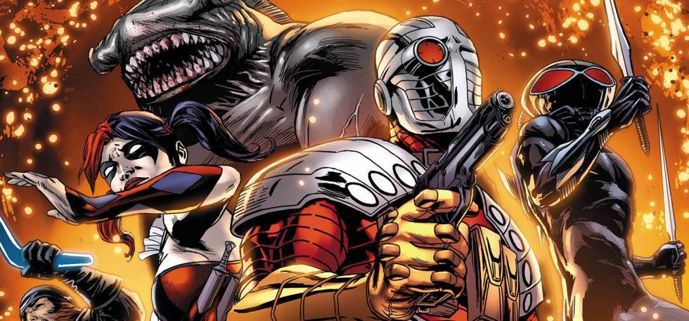 Escuadrón Suicida - Mejores Comics