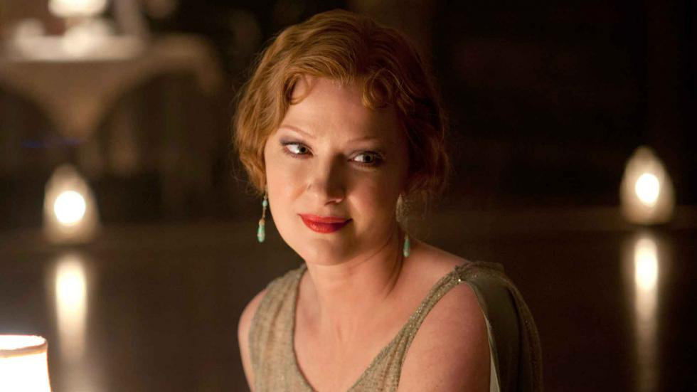 Gretchen Mol en Boardwalk Empire (Gillian Darmody)