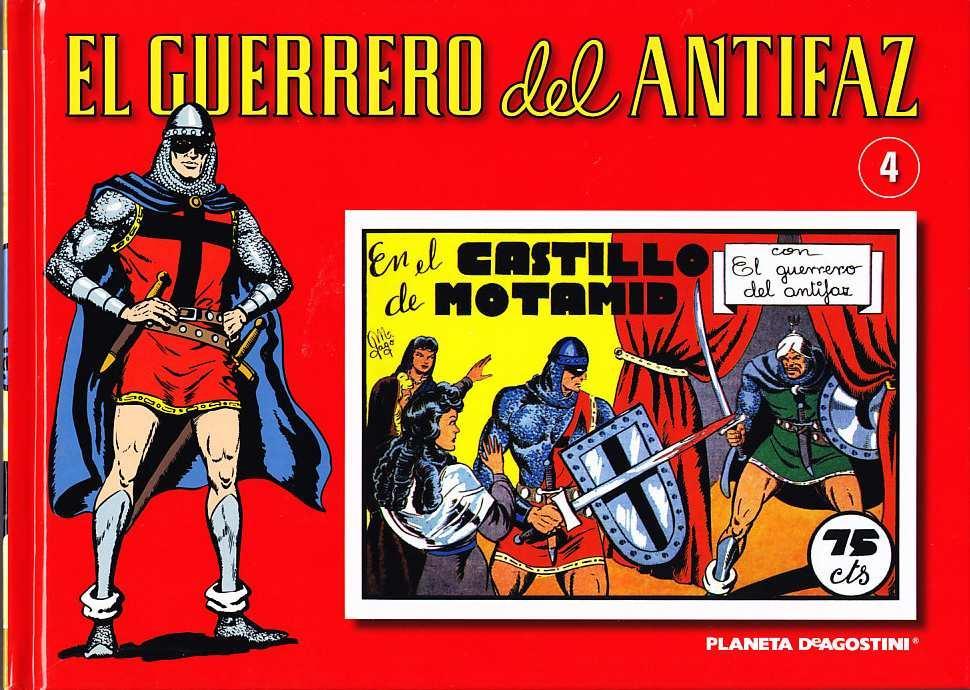 El Guerrero del Antifaz