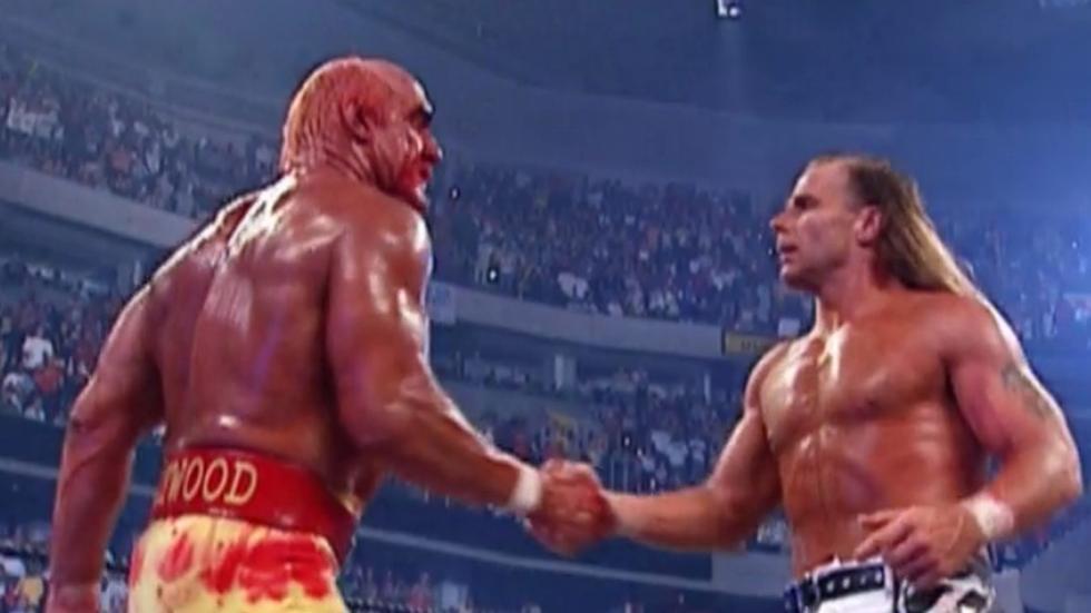 Hulk Hogan en SummerSlam 2005