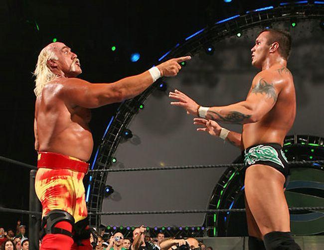 Hulk Hogan en SummerSlam 2006