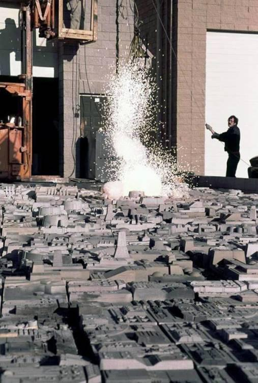 Los incios de Industrial Light and Magic
