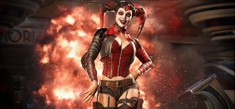 Injustice 2  Harley Quinn