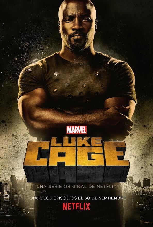 Luke Cage Poster Español