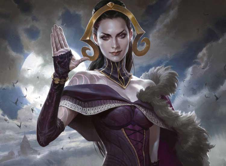Magic Liliana