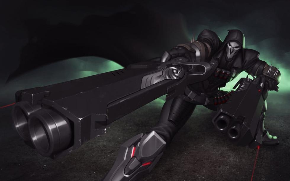 Reaper por Raf107