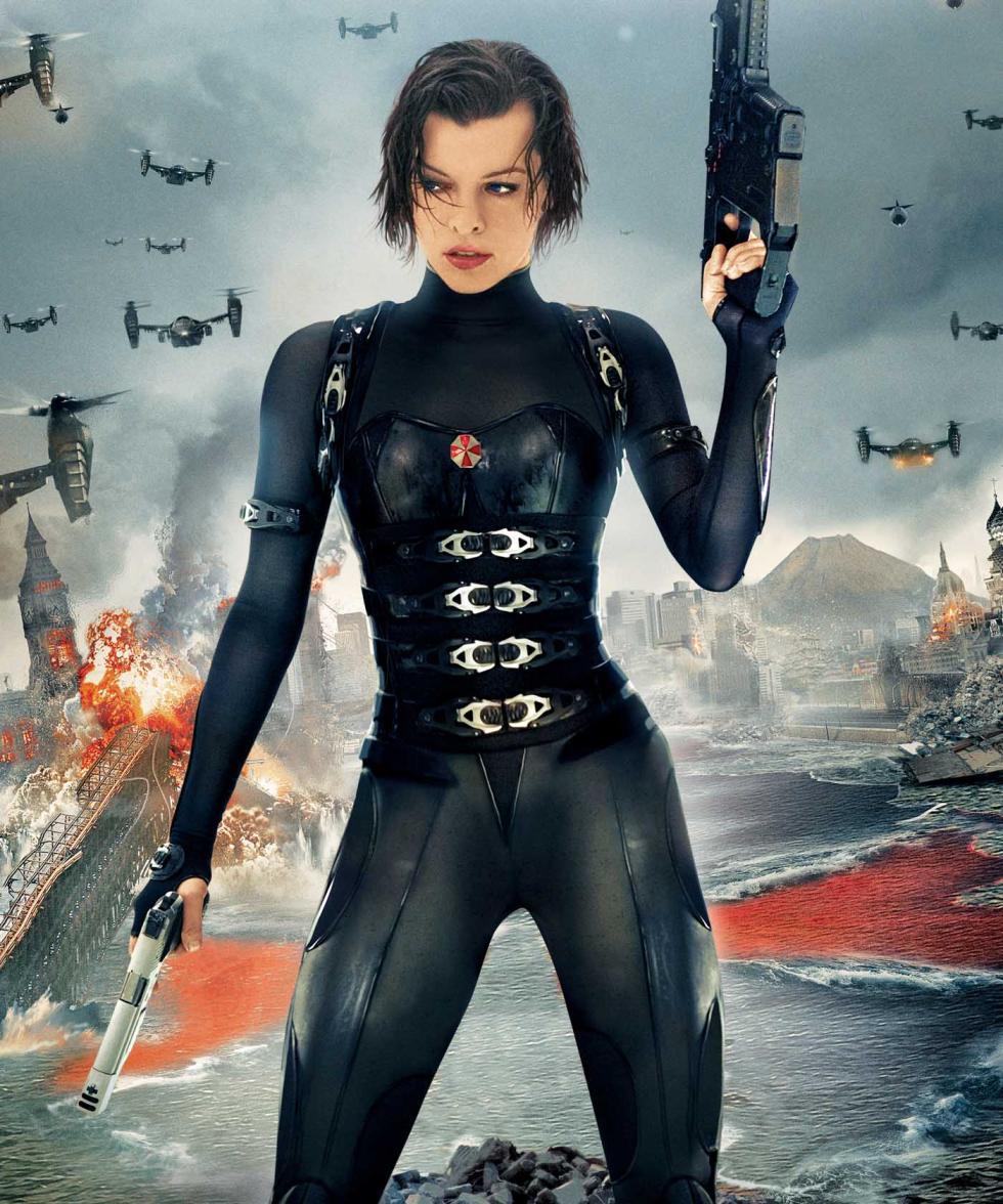 Resident Evil Venganza