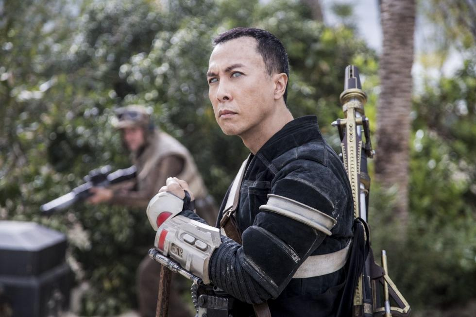 Rogue One Donnie Yen Chirrut Imwe