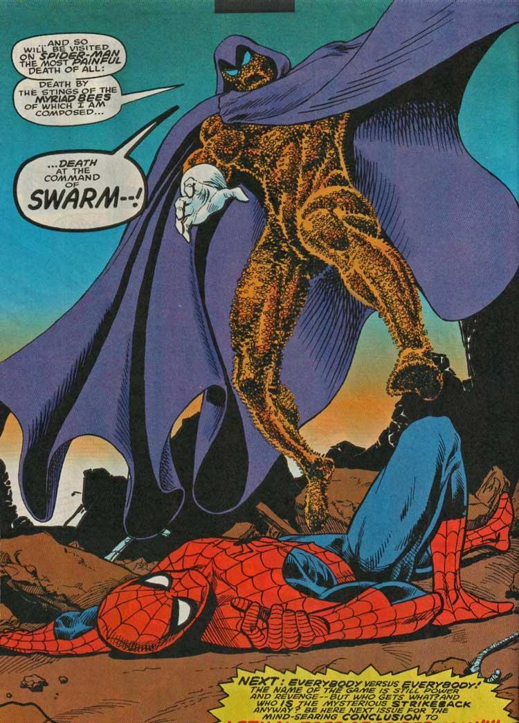 Spider-man: Los 13 villanos más extraños del Hombre Araña