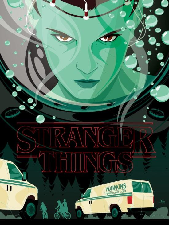 Stranger Things Fan Arts