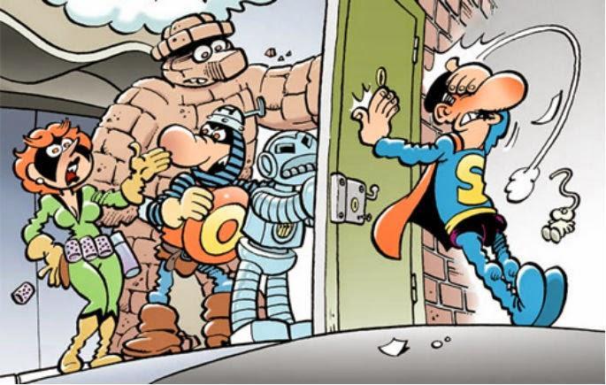 Superlopez - Personajes de tebeo español que sobrevivieron a los 90