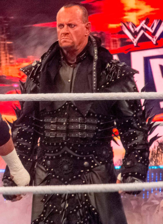 Undertaker 2012