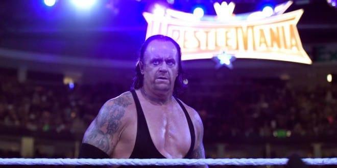 Undertaker 2016