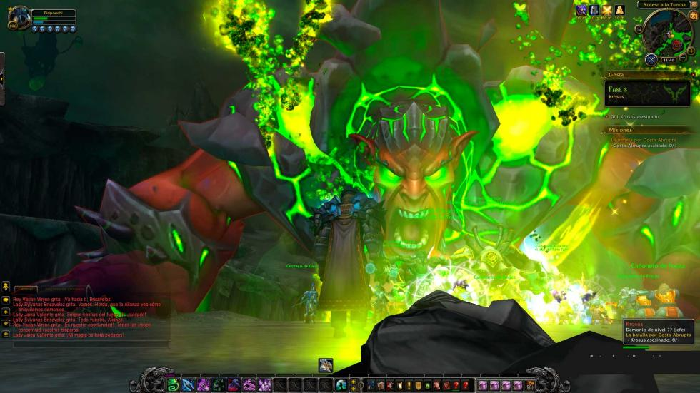 Análisis de World Of Warcraft Legion