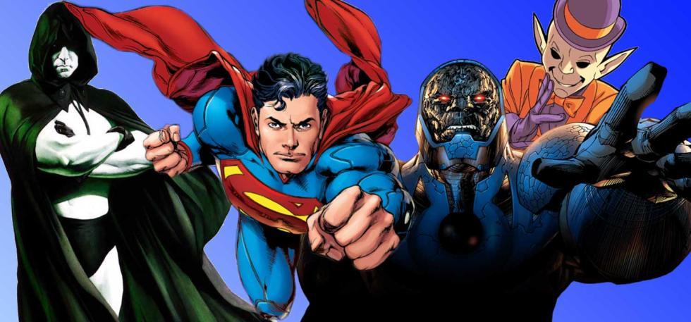 Los 11 personajes más poderosos del Universo de DC Comics