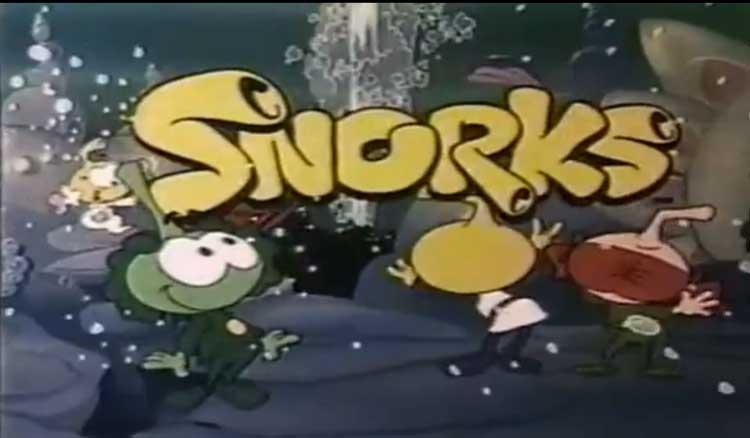 12. Los Snorkels (1984-1989)